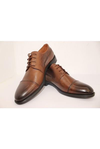 Mammamia Kahve Erkek Ayakkabı D17Ka-7150 - Kahve - 43