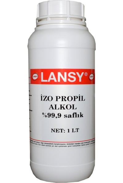Lansy Izopropil Alkol (Ipa) %99,9 Saflıkta 1 lt
