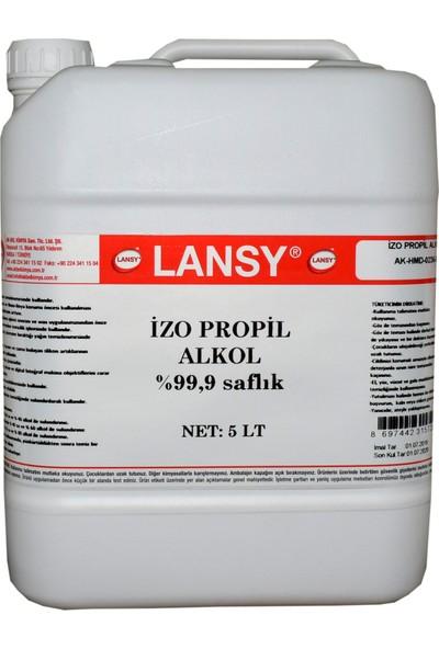 Lansy Izopropil Alkol (Ipa) %99,9 Saflıkta 5 lt