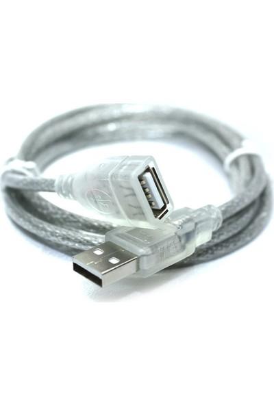 Teknogreen Kablo 1.5m. USB Uzatma Kablosu Teknogreen TKU-1015