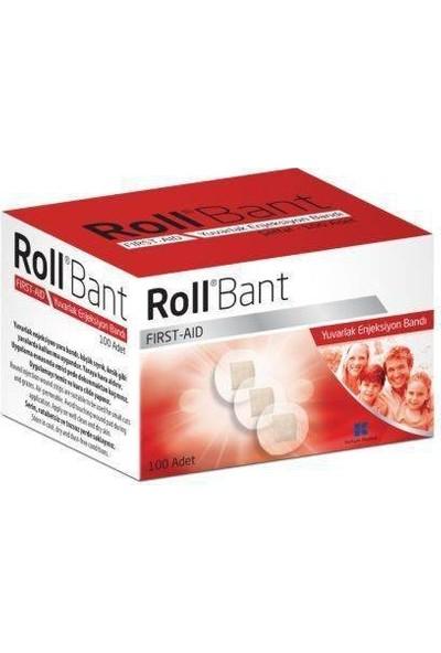 Roll Enjeksiyon Bandı 100 Lük Kutu - 10 Kutu (1000 Adet) - 2.2cm