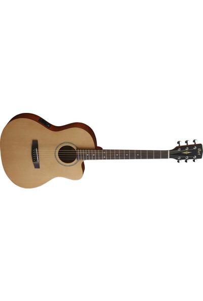 Cort Jade1E-Op Elektro Akustik Gitar