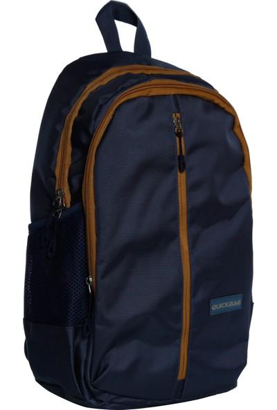 Quickbag Sırt Çantası Atlanta Hardal Q3019