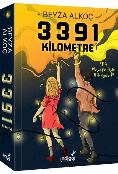 3391 Kilometre - Beyza Alkoç