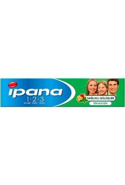 Ipana Sağlıklı Gülüşler 100 ml Diş Macunu