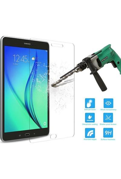 Fujimax Samsung Galaxy Tab 4 7.0 Ekran T230 T235 T237 9H Temperli Ekran Koruyucu - 2 Adet