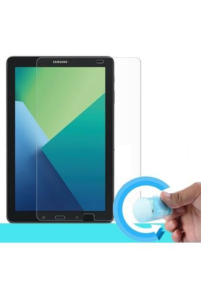 Fujimax Samsung Galaxy Tab A 7.0 Ekran T280 T285 T287 9H 330 Derece Bükülür Nano (Cam + Japon Silikon) Ekran Koruyucu