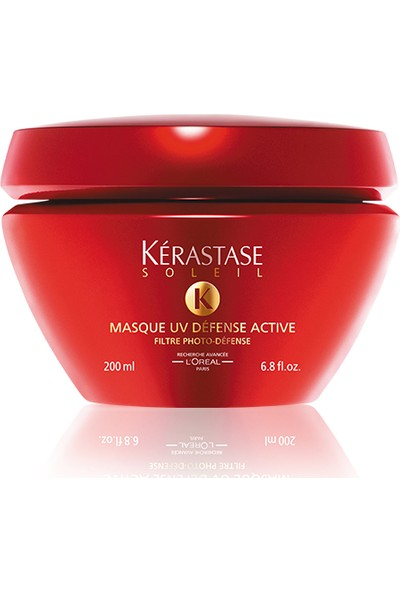 Kerastase Soleil Masque Uv Defense Active Uv Korumalı Maske 200 ml