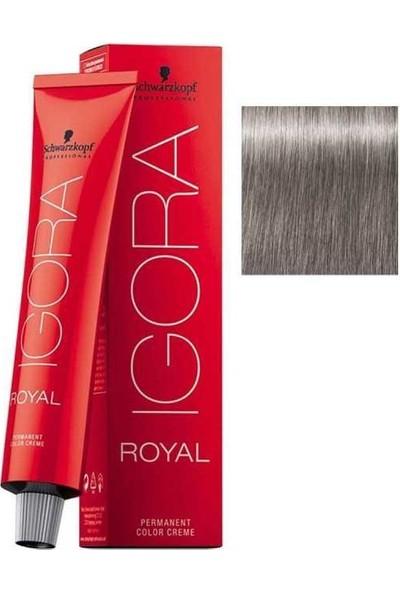 Schwarzkopf Igora Royal Saç Boyası 8-11 Yoğun Sandre Açık Kumral 60 ml