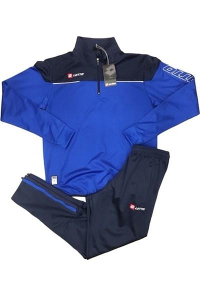 Lotto Suit Shine Iı Hz Pl Antrenman Eşofman Takımı R4230
