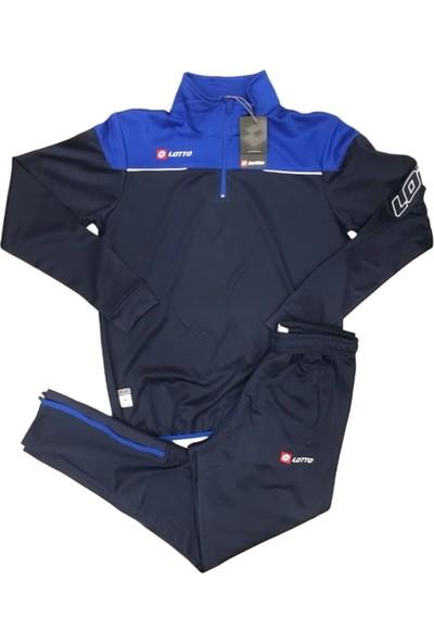Lotto Suit Shine Iı Hz Pl Antrenman Eşofman Takımı R4232