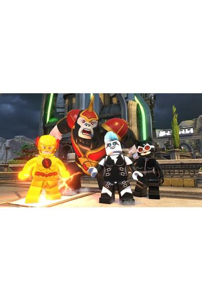 Lego Dc Super -Villains Nintendo Switch Oyun