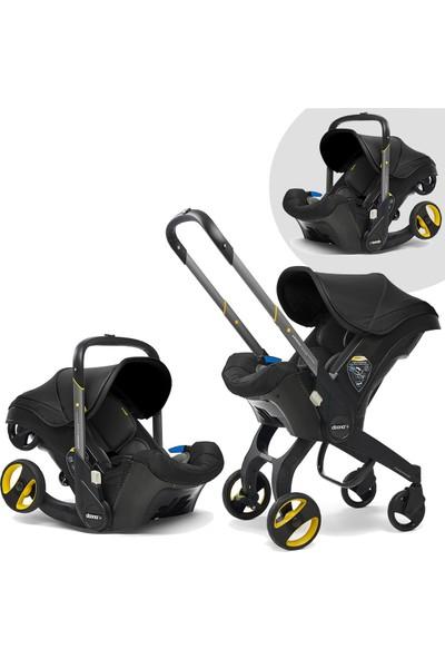 Doona Yeni Nesil Oto Koltuğu Bebek Arabası Nitro Black
