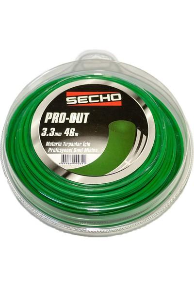 Secho Pro-Cut Misina Tırpan İpi 3.3 mm x 46 m