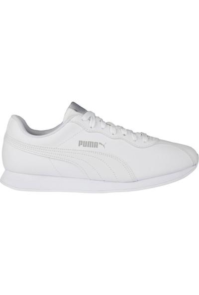 Puma Beyaz Erkek Günlük Ayakkabı 36696203 Turin ii