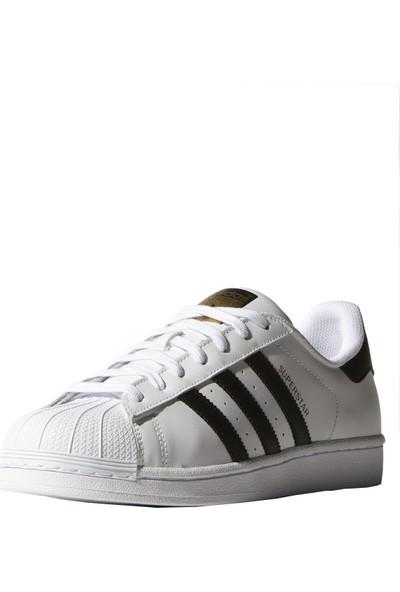 Adidas Unisex Günlük Ayakkabı Spor Beyaz C77124 Superstar