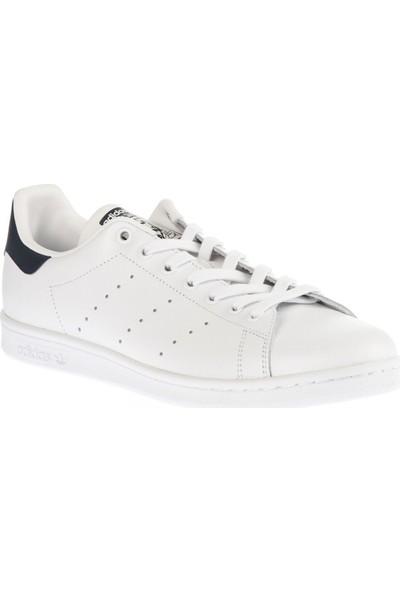 Adidas M20325 Stan Smith Cwhite/Cwhite/Dkblue Spor Ayakkabı