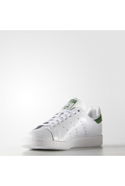 Adidas Stan Smith Ftwwht Cwhite Green M20324 Ayakkabı
