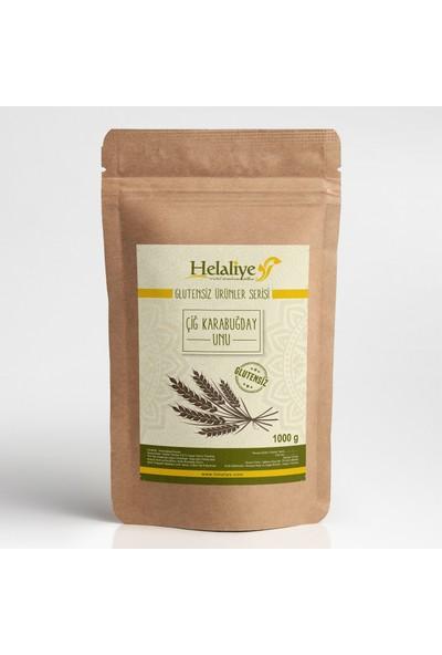 Helaliye Glutensiz Çiğ Karabuğday (Greçka) Unu 1000 gr