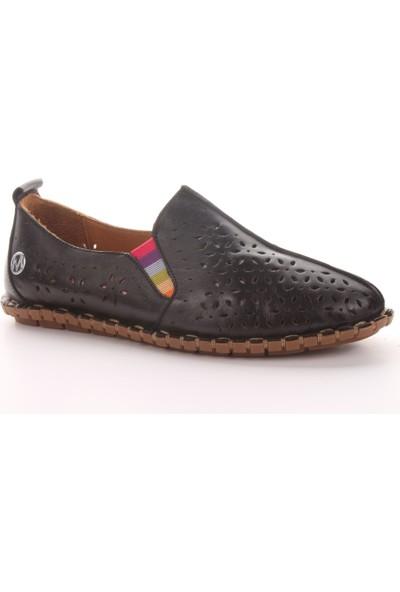 Messimod 2917 Kadın Günlük Deri Ayakkabı