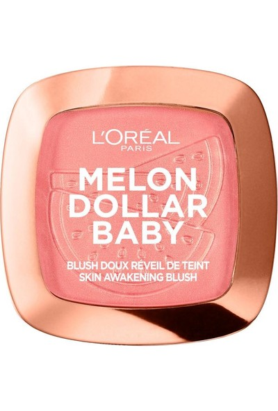 L'Oréal Paris Melon Dollar Embel Blush 03 Watermelon
