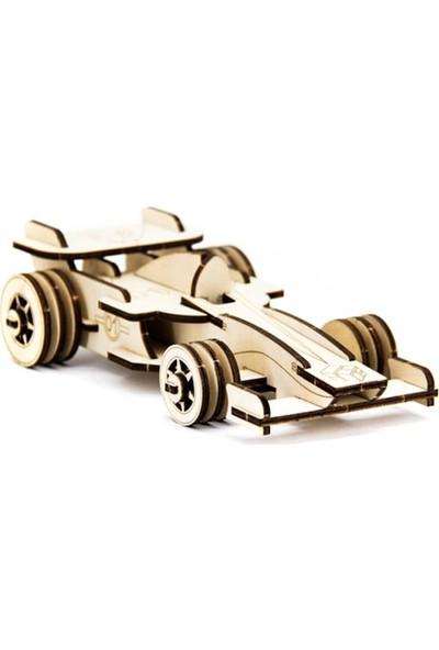 Miko D3D Model Formula 1