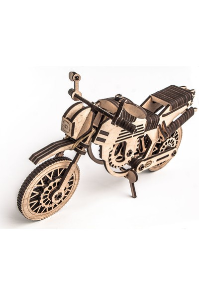 Miko Model Motorcycle