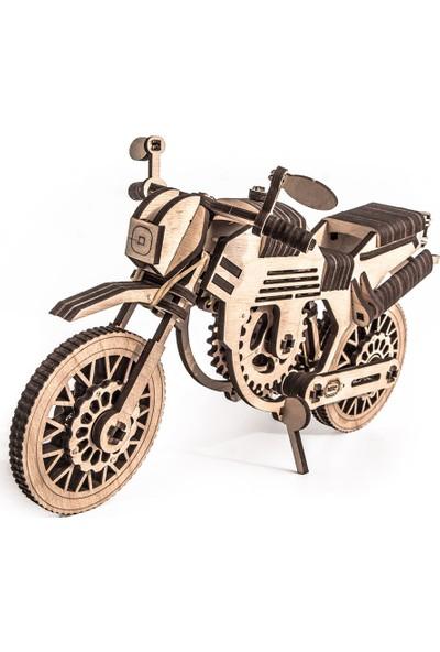 Miko Model Motorcycle
