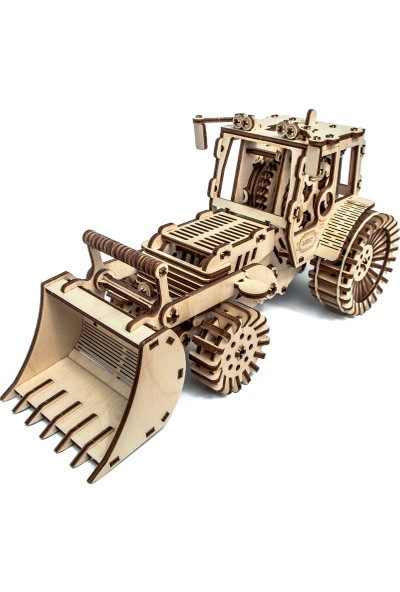 Miko Model Bulldozer
