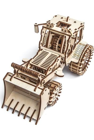Miko Model Bulldozer