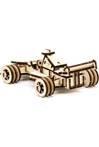 Miko D3D Model Yarış Arabası