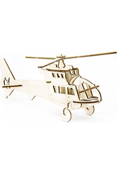 Miko D3D Model Helicopter