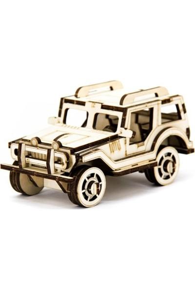 Miko D3D Model Jeep