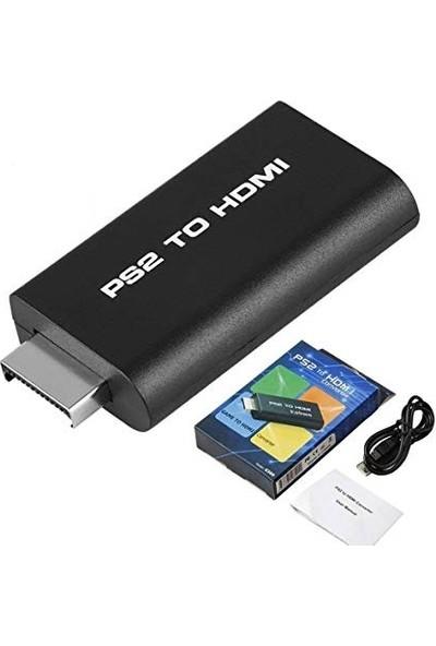 Triline Playstation 2 Ps2 To Hdmı Çevirici Adaptör Dönüştürücü