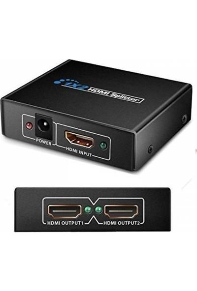 Triline Hdmi Splitter Çoğaltıcı 1080P 1X2 Port