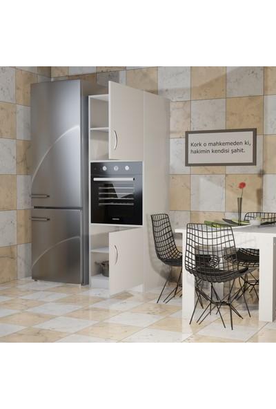 Kenzlife ankastre fırın dolabı bige byz mutfak banyo kiler ofis kitaplık