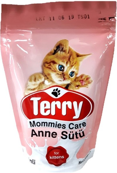 Terry Yavru Kedi Anne Süt Tozu 200 gr