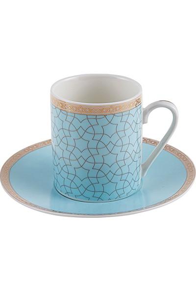 Karaca Roxy 4 Kişilik Kahve Fincan Takımı