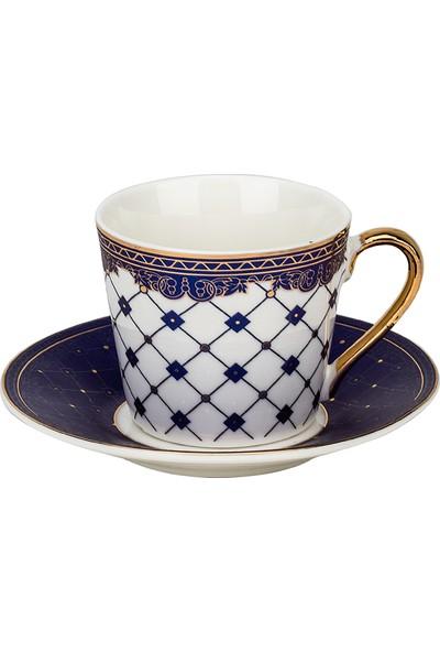 Karaca William 6 Kişilik Kahve Fincan Takımı