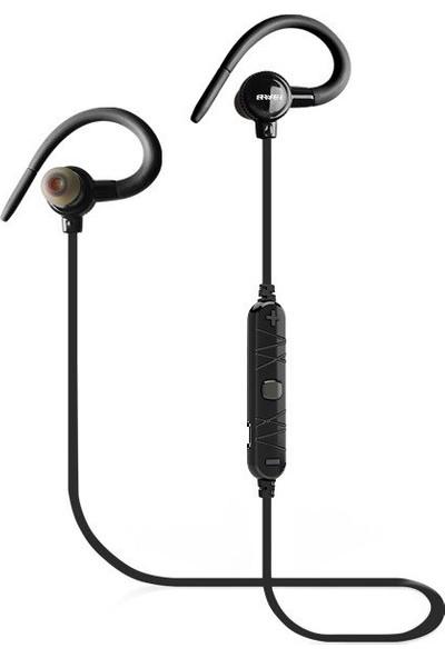 Schulzz Awei A620BL Kablosuz Bluetooth Mikrofonlu Spor Kulaklık Siyah