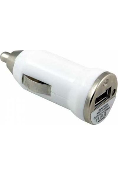 Tigdes Araç İçi Çift USB Çakmaklık Şarj 2.1A/1.0A