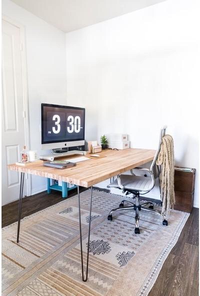 Homedit Çalışma Masası Firkete Ayaklı