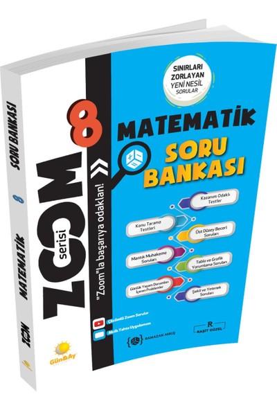 Günay Yayınları 8.Sınıf Zoom Serisi Soru Bankası Matematik