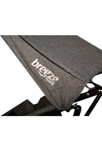 Breezebaby BR-180 Pratik Baston Bebek Arabası