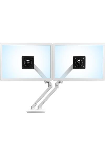 Ergotron MXV Serisi Masa Tipi Dual LCD Monitör Kolu (45-518-216)