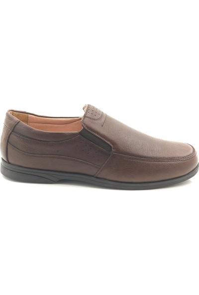 Man K-9911 Yumuşak Deri Erkek Günlük Ayakkabı