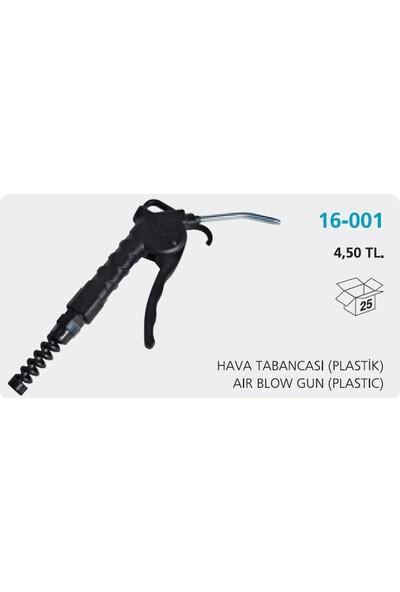 Aksa Kabin Hortumu Hava Tabancası Plastik