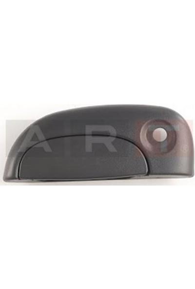 Art Kapı Dış Açma Kolu Siyah Ön Sol Renault Kangoo 01 12