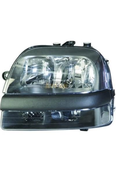 Ayfar Far Sol Motorlu Sislı Fiat Doblo 0106 Ayf 505307
