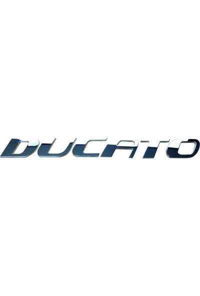 Ayhan Ducato Arka Bagaj Yazısı Ayh A6893